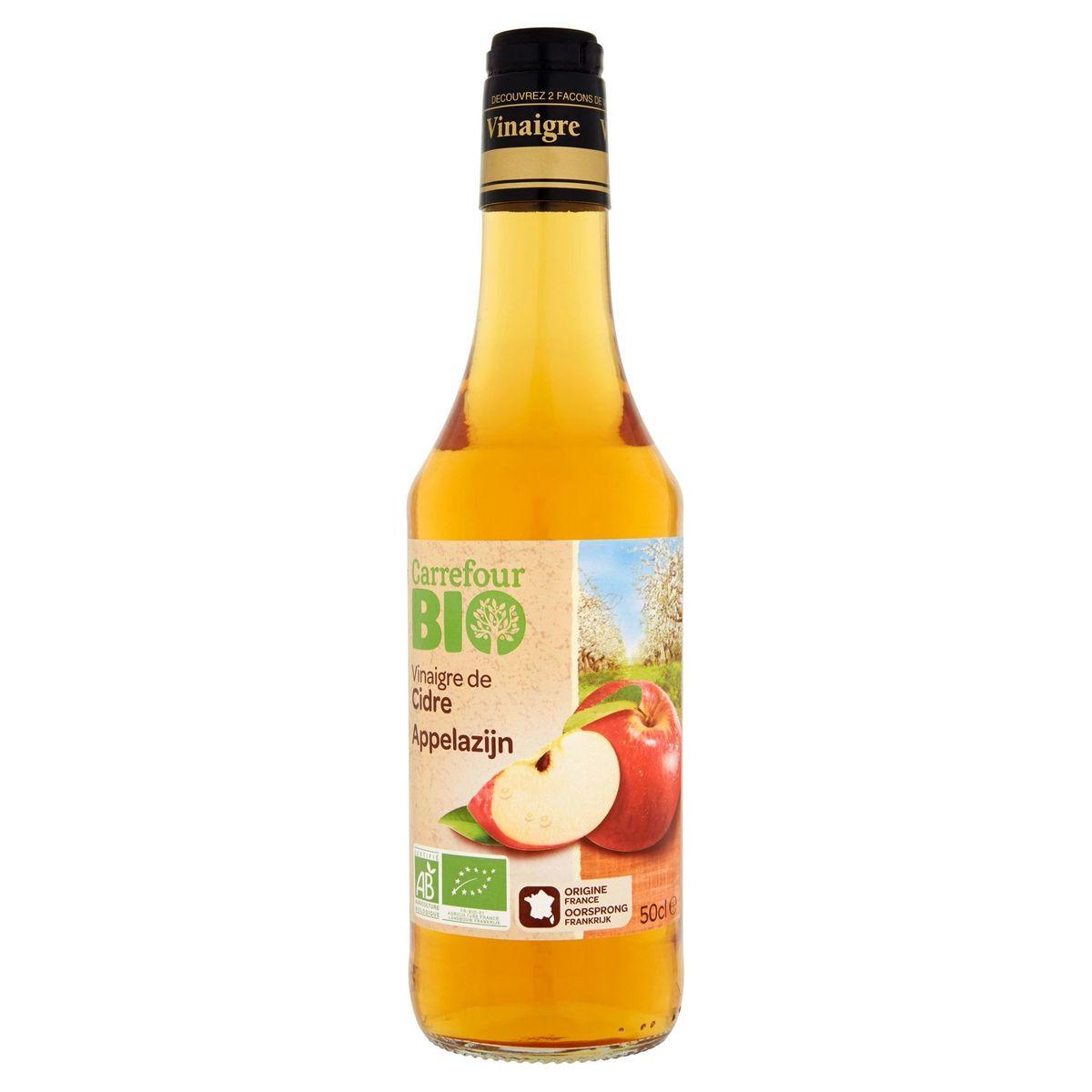 Carrefour Bio Appelazijn 50 cl
