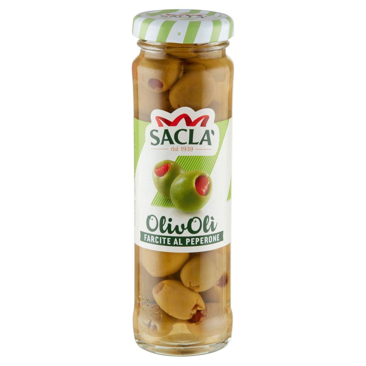 SACLÀ OLIVOLI FARCITE 140 G