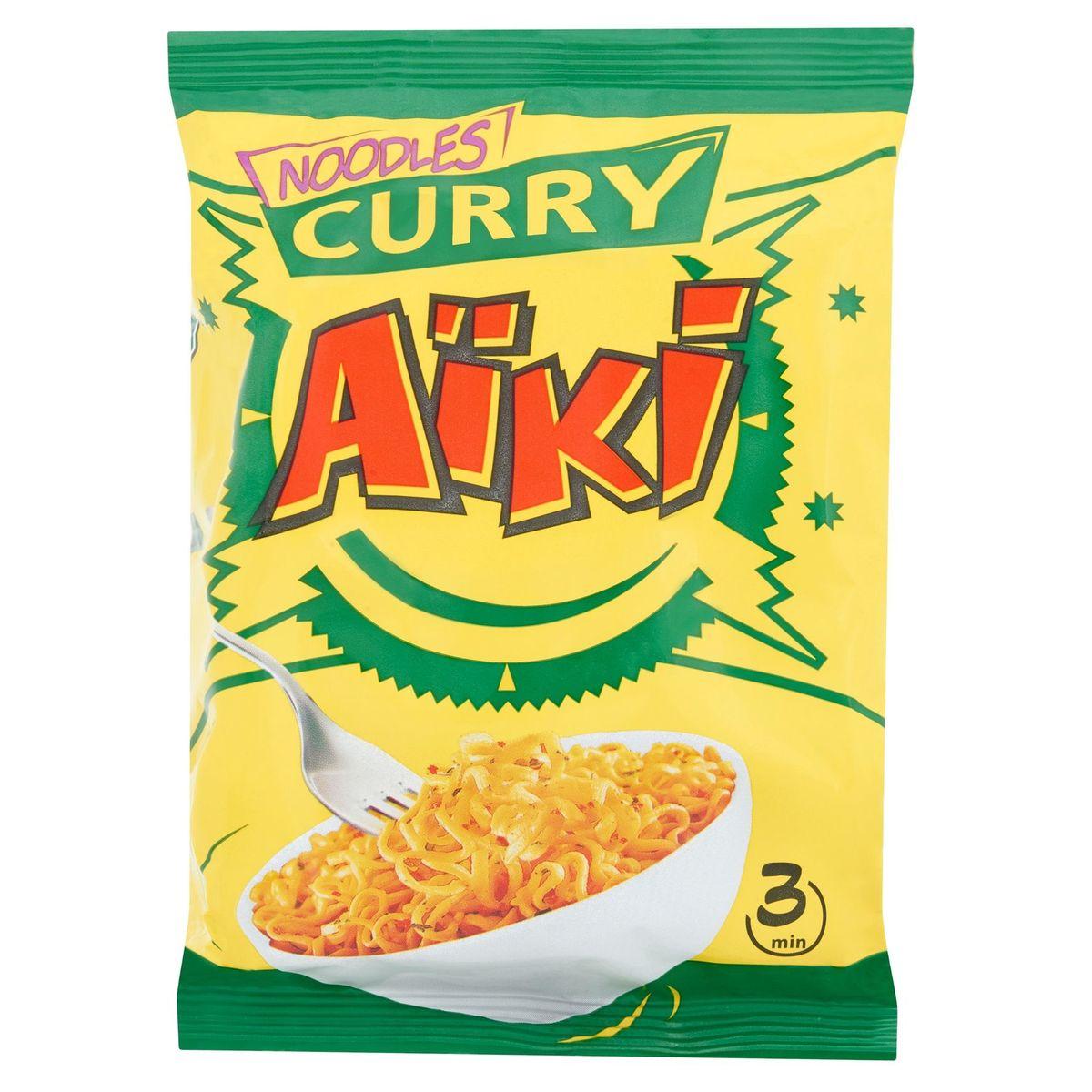 Aïki Curry Noodles 85 g