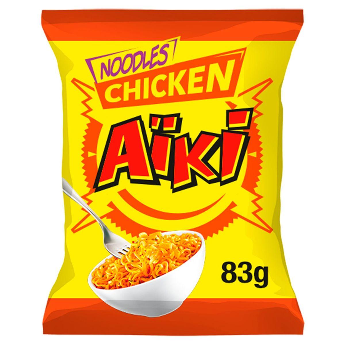 Aïki Noodles Chicken 83 g
