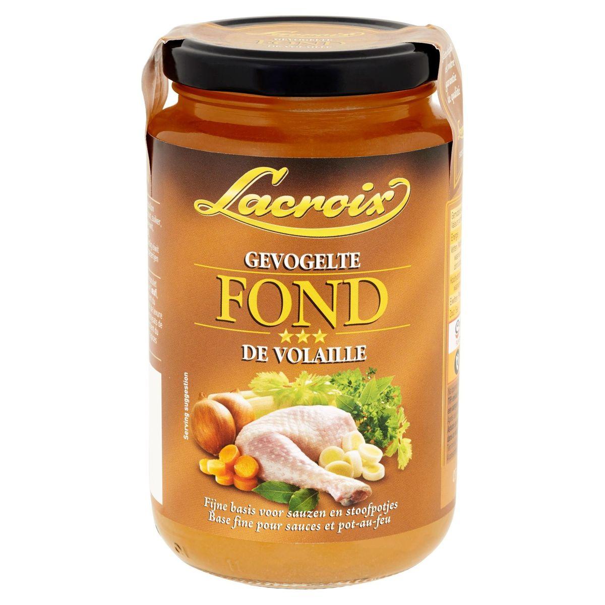 Lacroix Gevogeltefond 400 ml