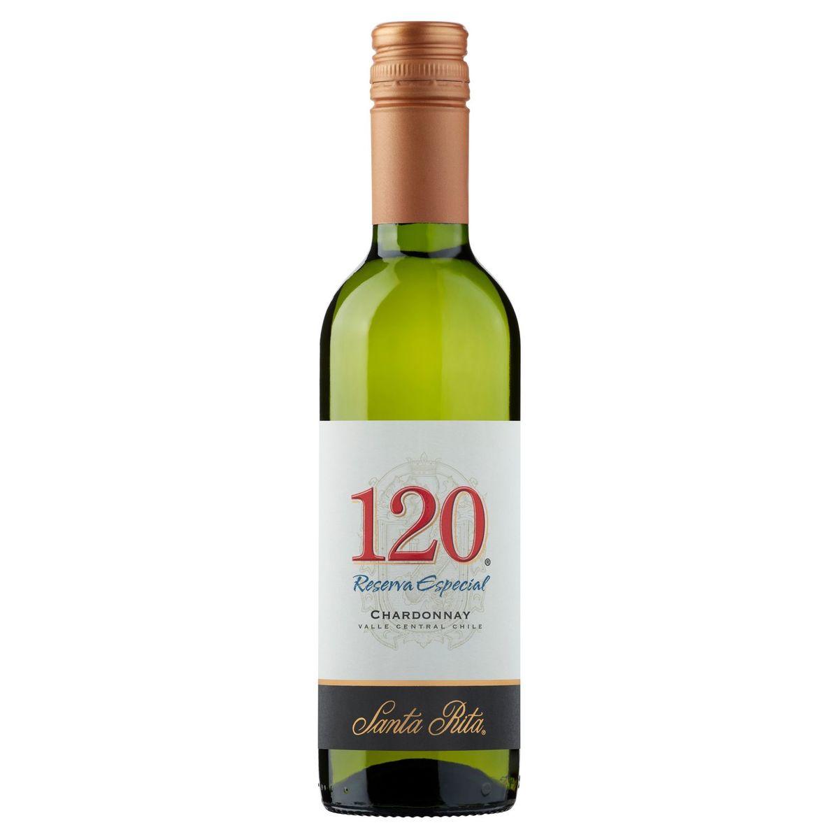 Santa Rita 120 Reserva Especial Chardonnay 375 ml