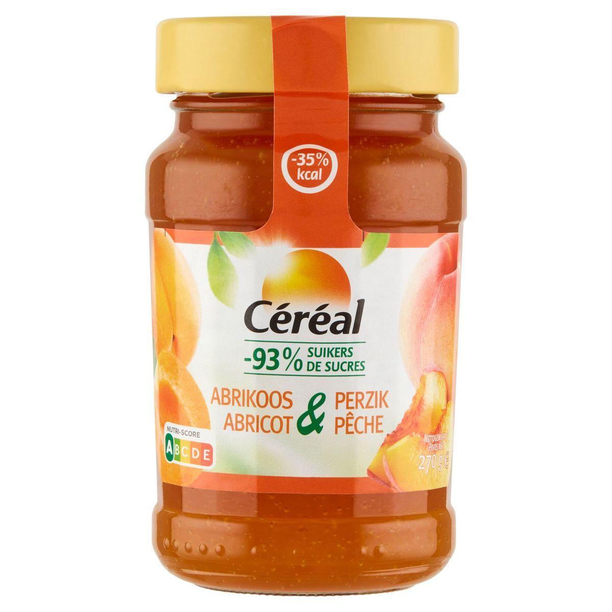 Céréal Abrikoos & Perzik 270 g