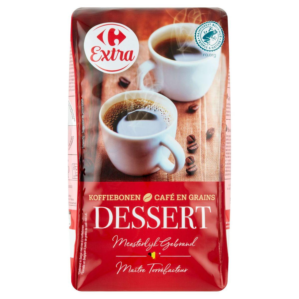 Carrefour Café en Grains Dessert Généreux 500 g