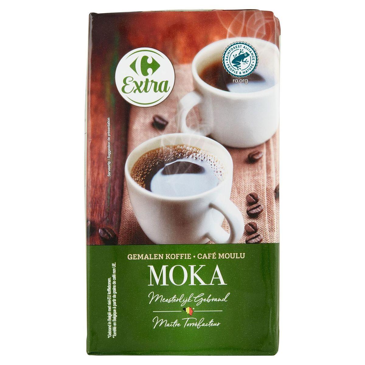 Carrefour Café Moulu Moka 500 g