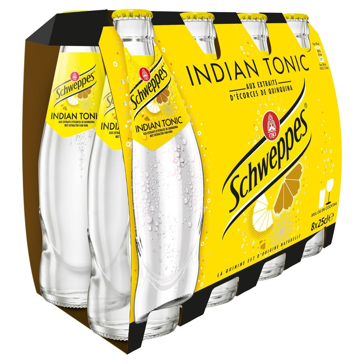 Schweppes Indian Tonic 8 x 25 cl