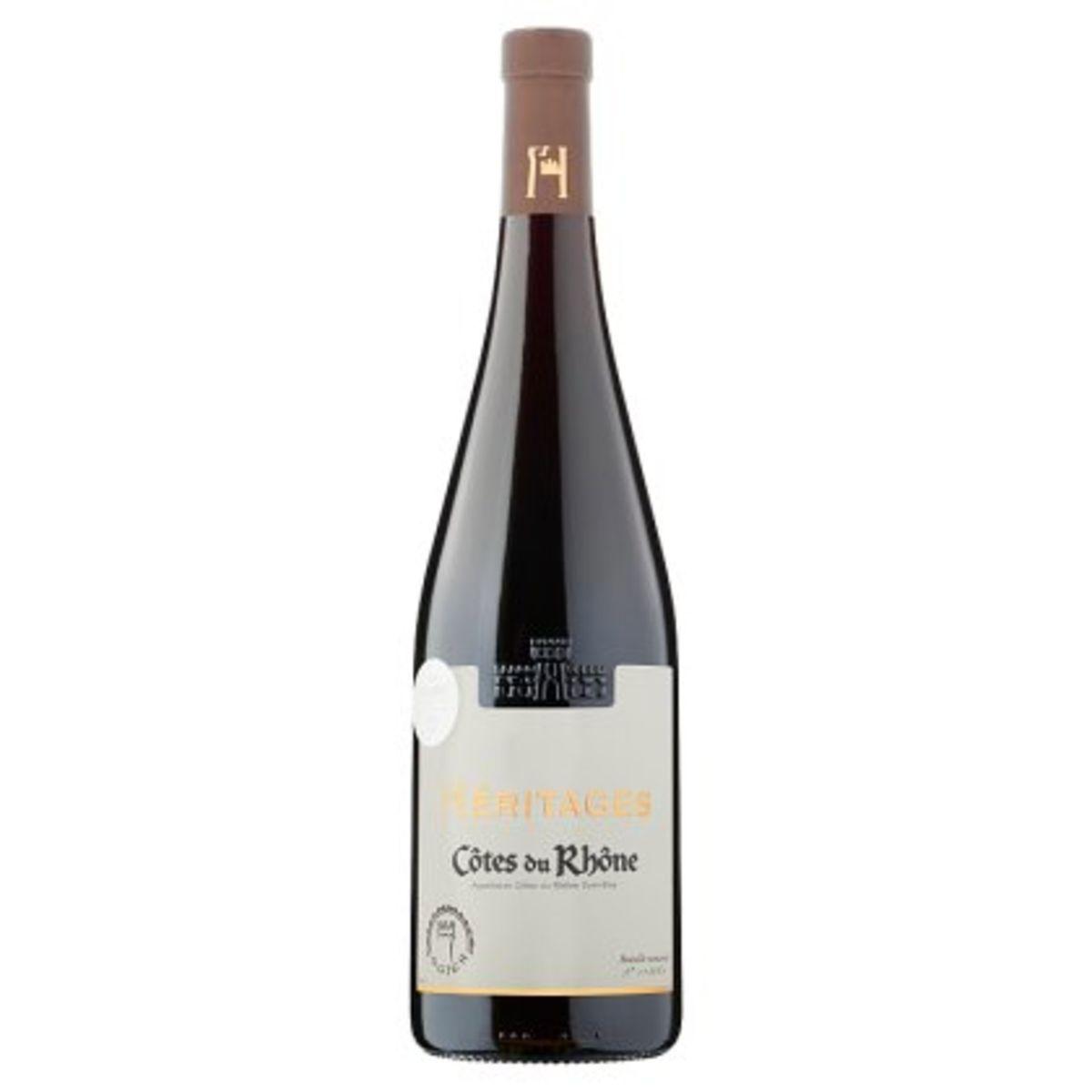 Ogier Héritages Côtes du Rhône 750 ml