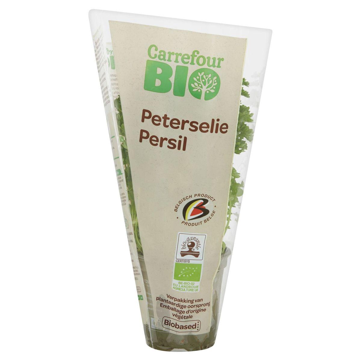 Carrefour Bio Pot Peterselie