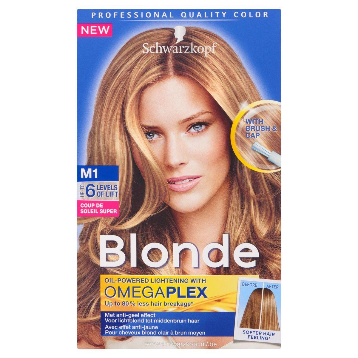 Schwarzkopf Blonde M1 Coup de Soleil Super