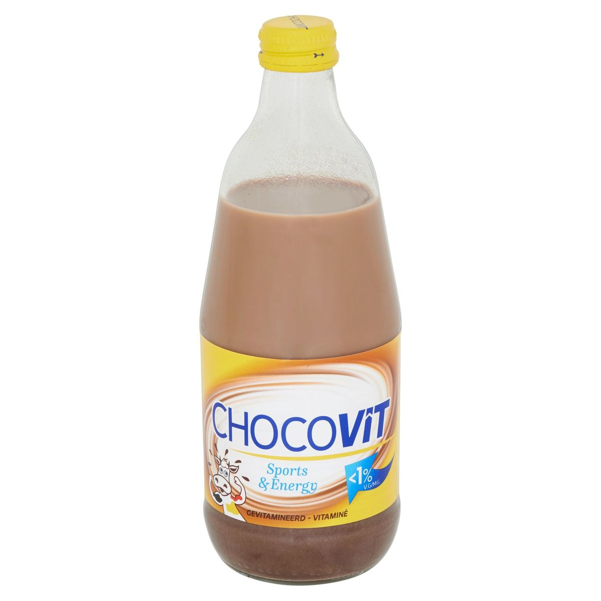 Chocovit Sports & Energy Vitaminé 0.5 L