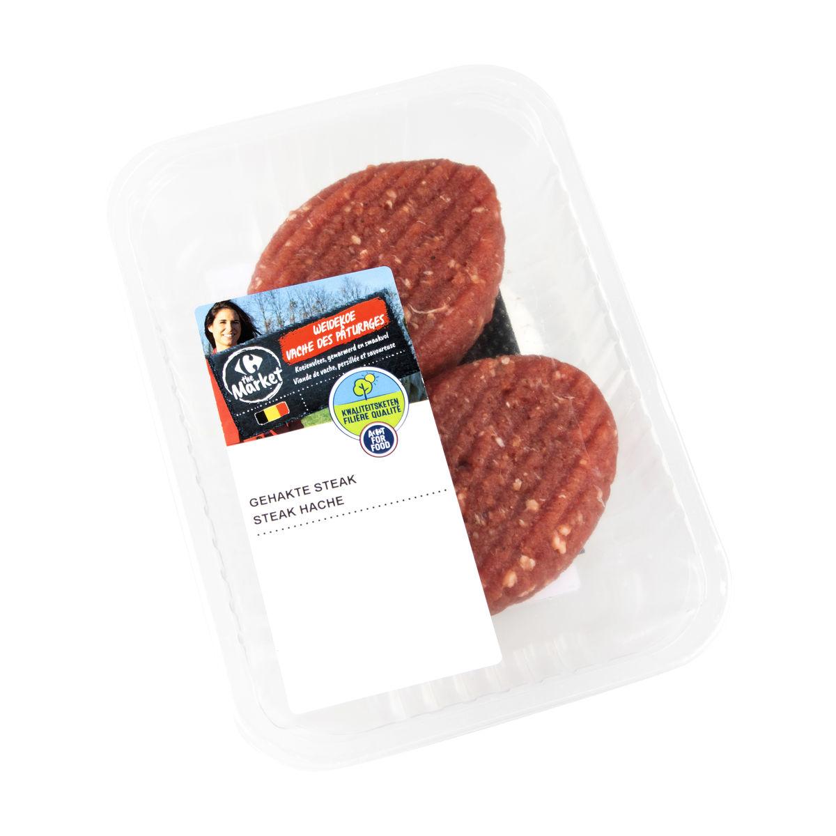 Carrefour FQC Steak Haché Vache des Pâturages