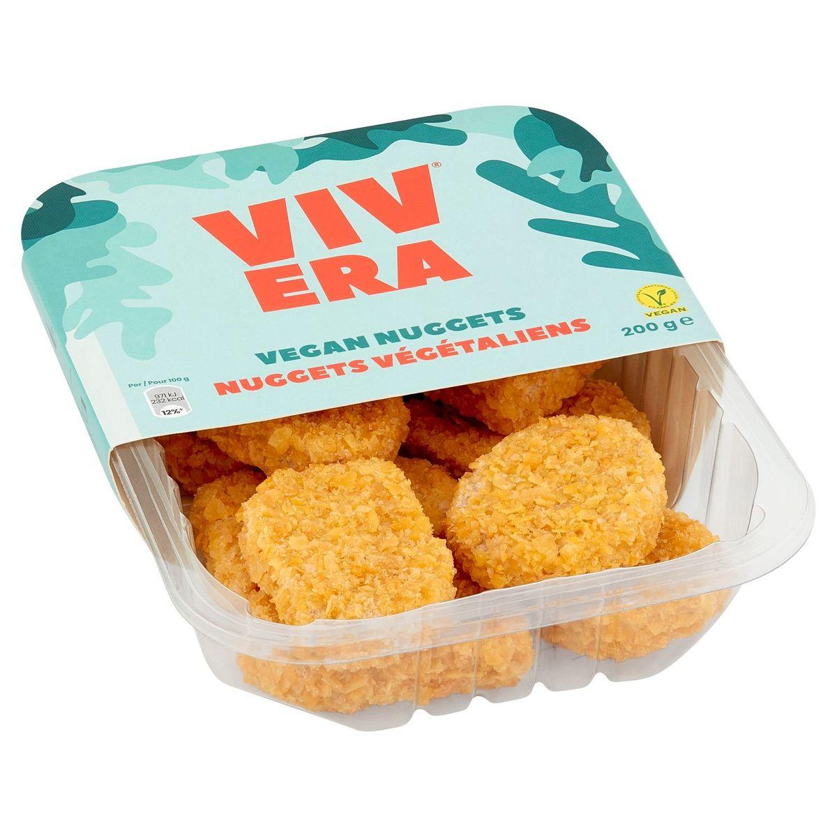 Vivera Nuggets Végétaliens 200 g