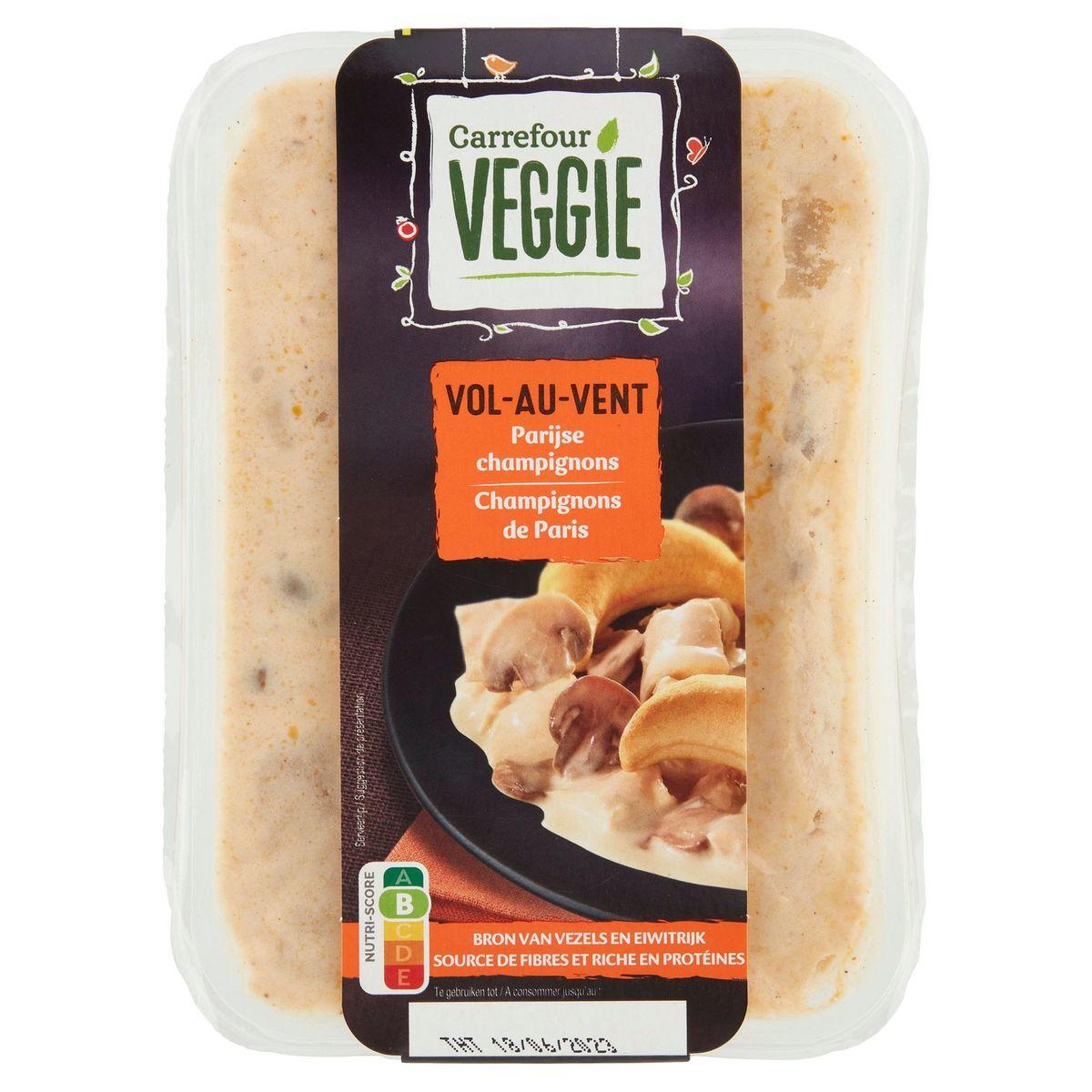 Carrefour Veggie Vol-au-Vent Parijse Champignons 500 g