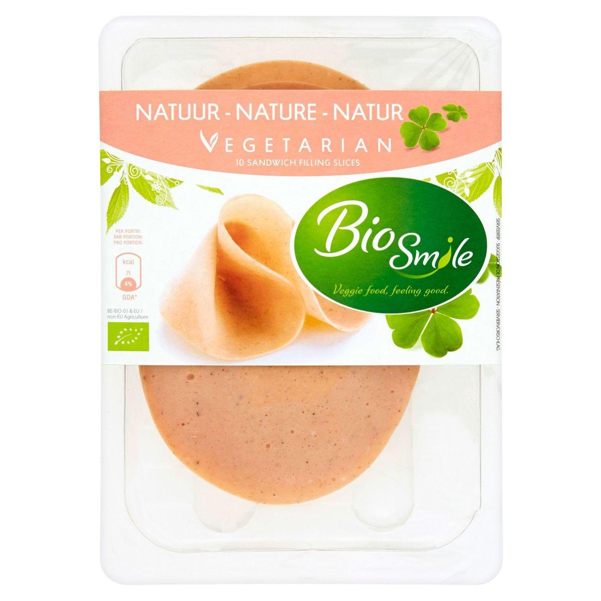 Bio Smile Végétarian nature 100 g