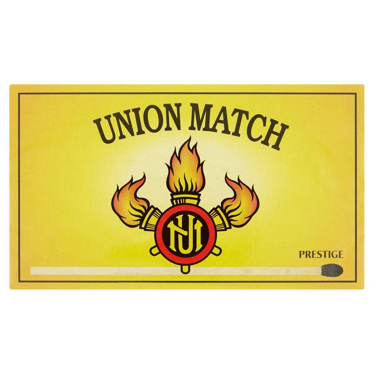 Union Match Prestige 3-Pak