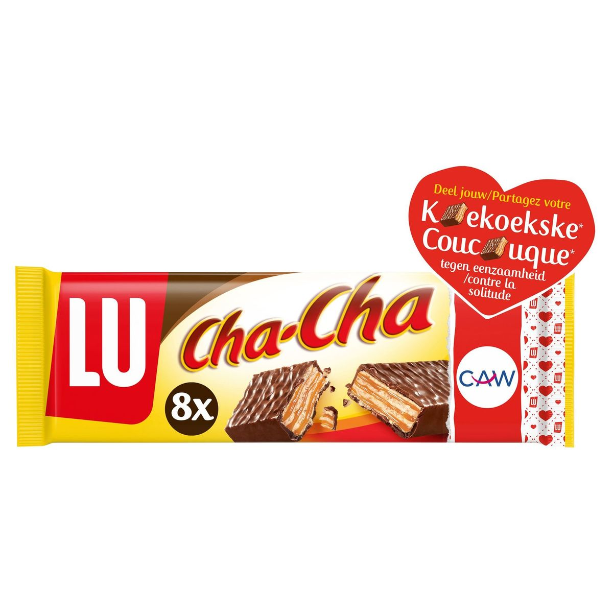 LU Cha-Cha 8 x 27 g