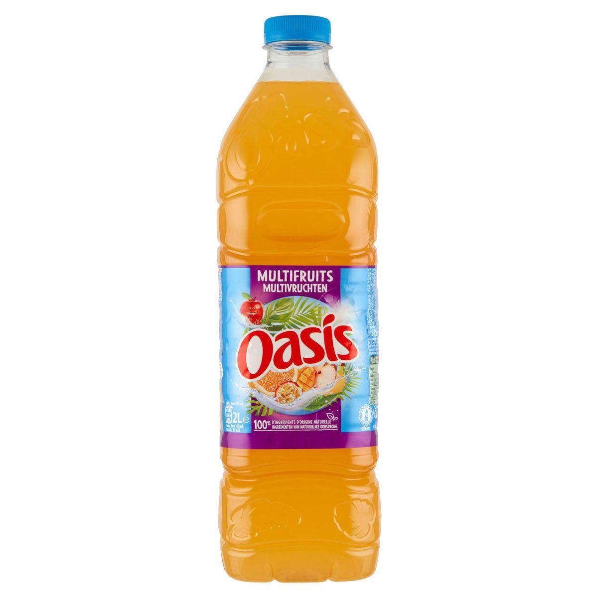 Oasis Multivruchten 2 L