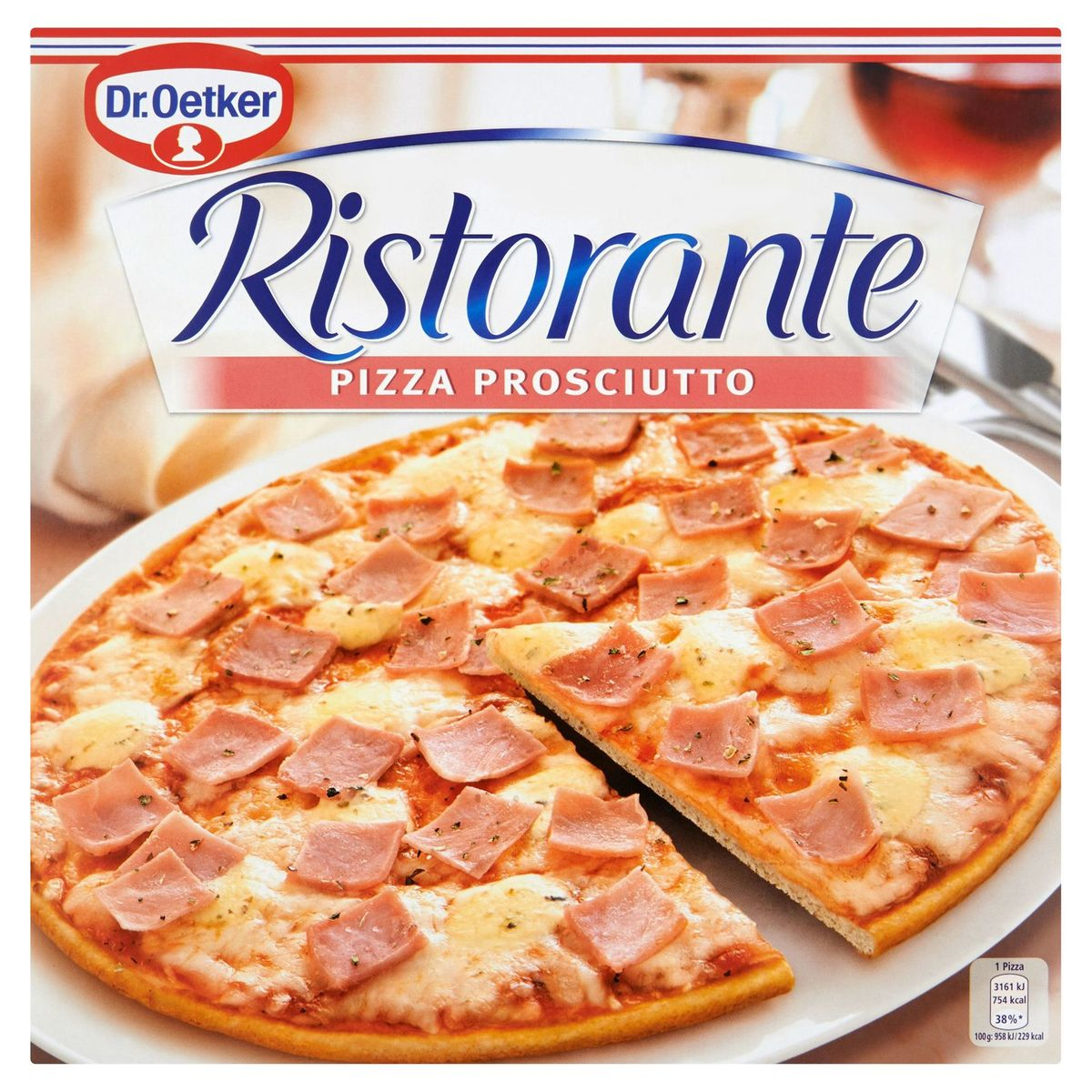 Dr. Oetker Ristorante Prosciutto 330 g