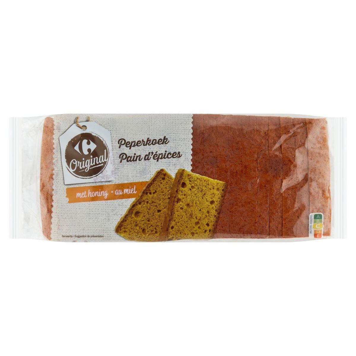 Carrefour Couque au Miel en Tranches 500 g
