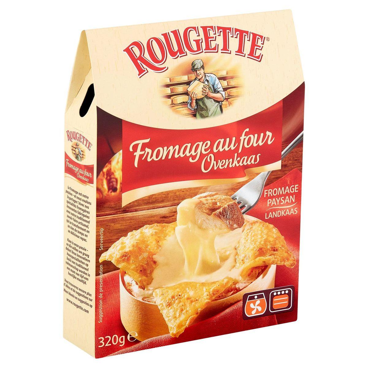 Rougette Ovenkaas Landkaas 320 g