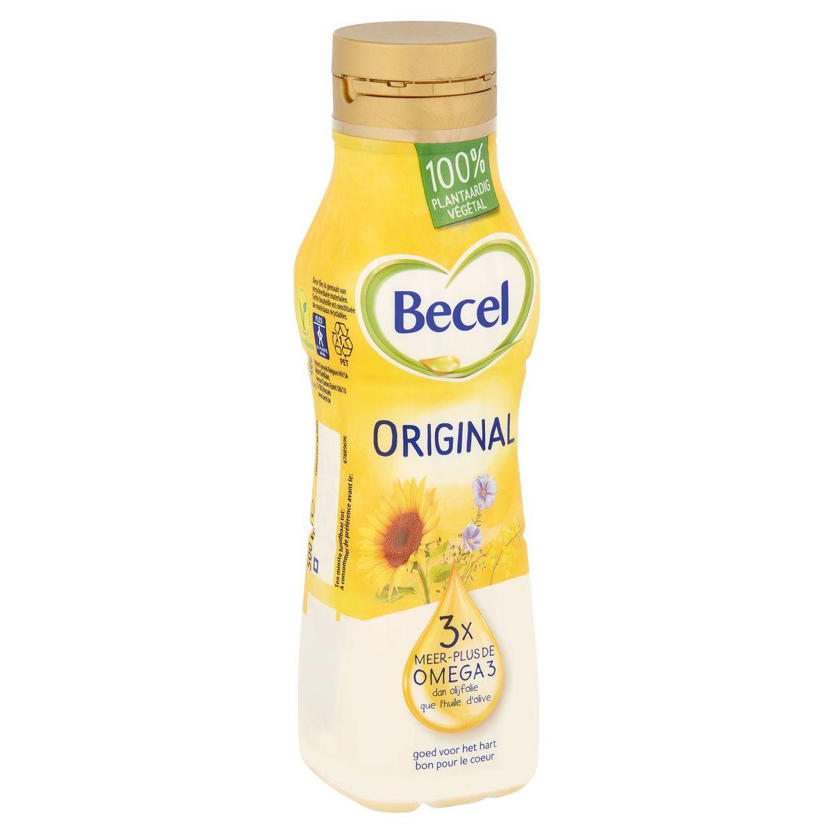 Becel Liquide Margarine Original 500 ml