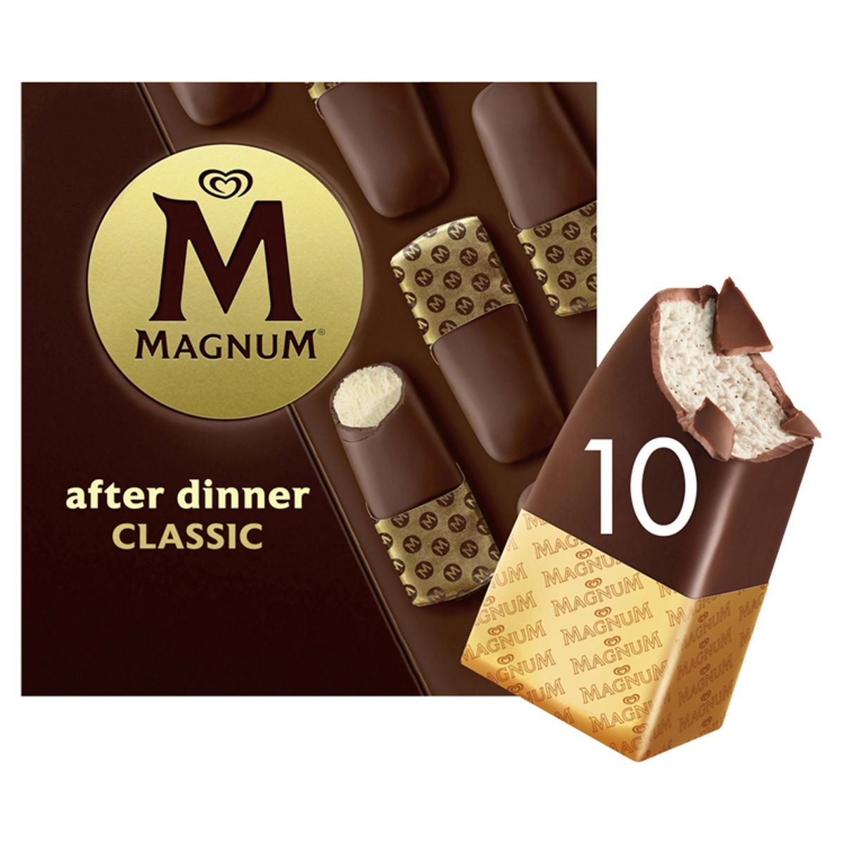 Magnum Ola Ijs After Dinner 10 x 35 ml