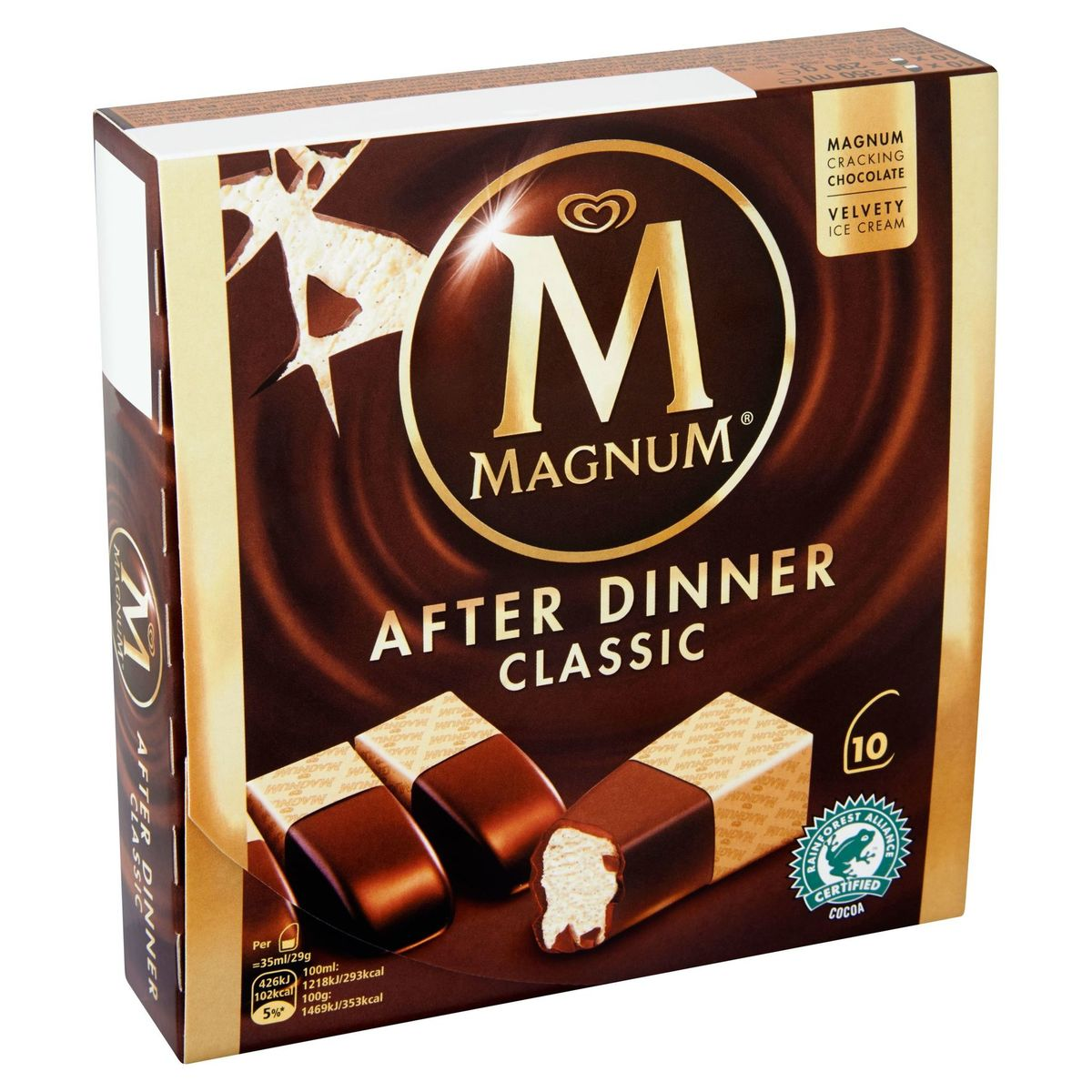 Magnum Ola Ijs After Dinner 10 x 35 ml