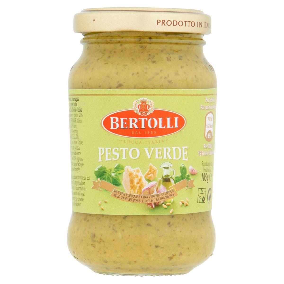 Bertolli Pesto Verde 185 g
