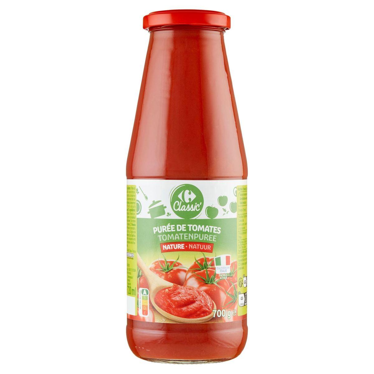 Carrefour Coulis de Tomate 700 g