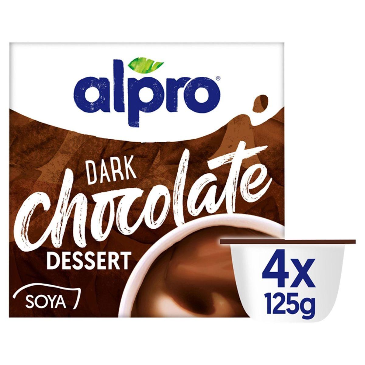 Alpro Fondant Dessert 4 x 125 g
