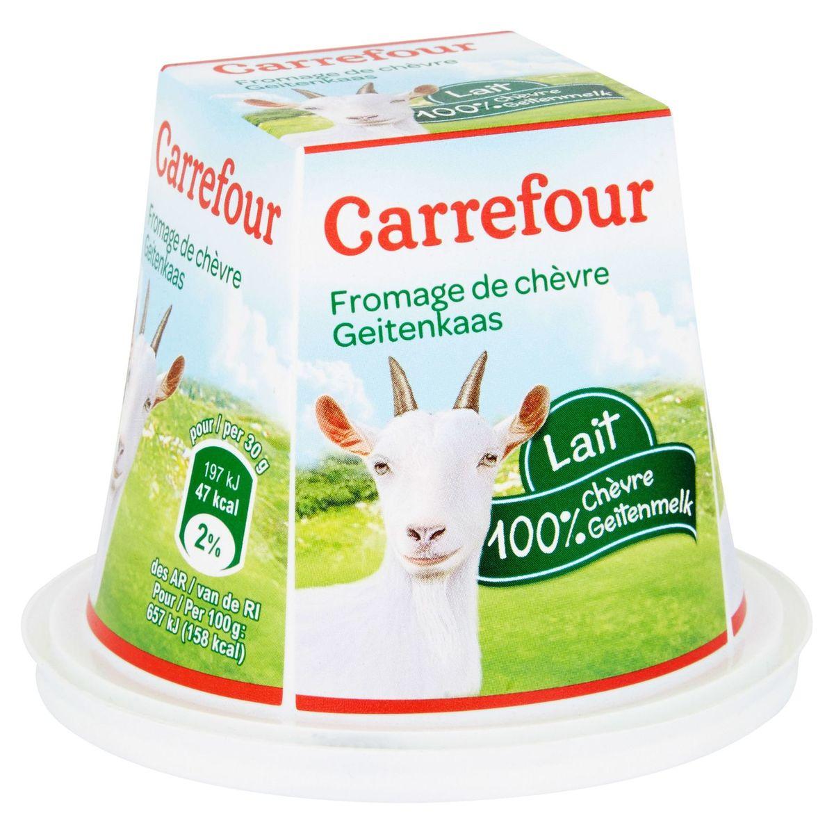Carrefour Fromage de Chèvre 150 g