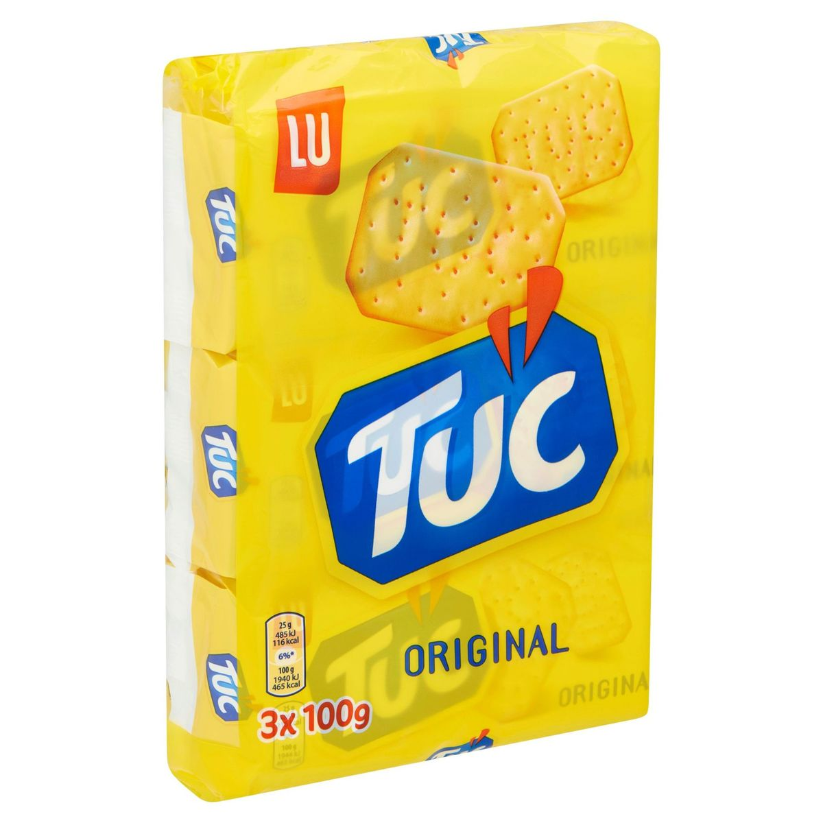 Tuc Original 3 x 100 g