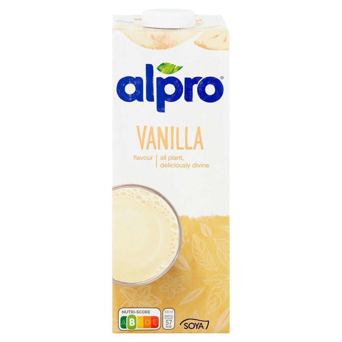 Alpro Boisson à base de Soja Vanille 1 L