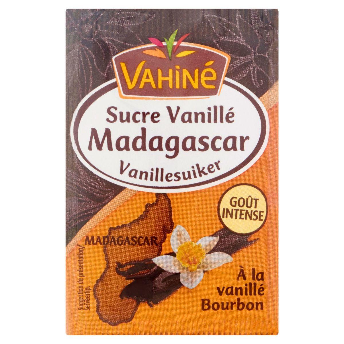 Vahiné Sucre Vanillé Madagascar 5 x 7.5 g