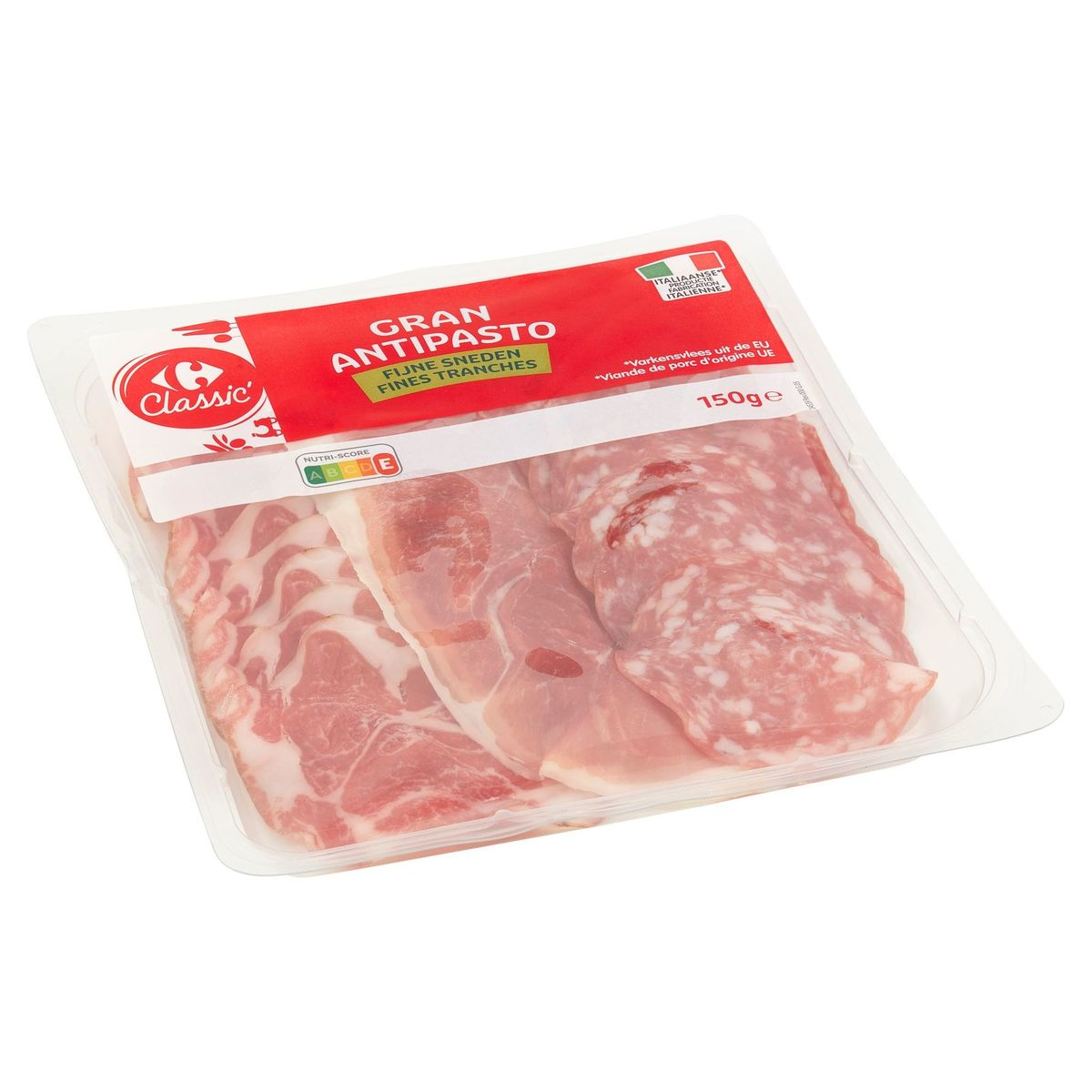 Carrefour Classic' Gran Antipasto Fijne Sneden 150 g