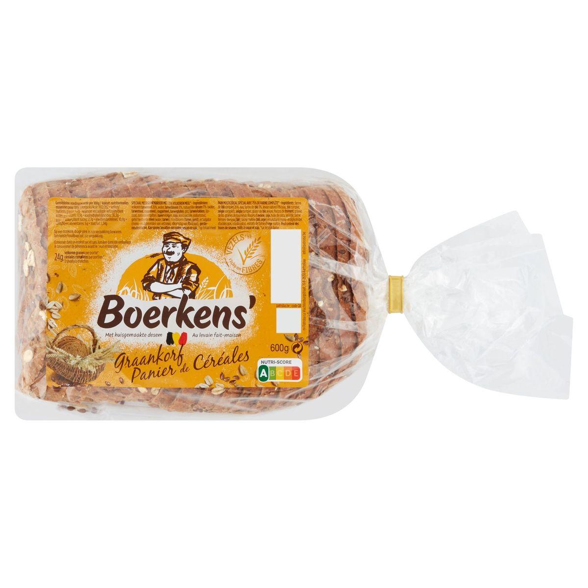 Boerkens' Panier de Céréales 600 g