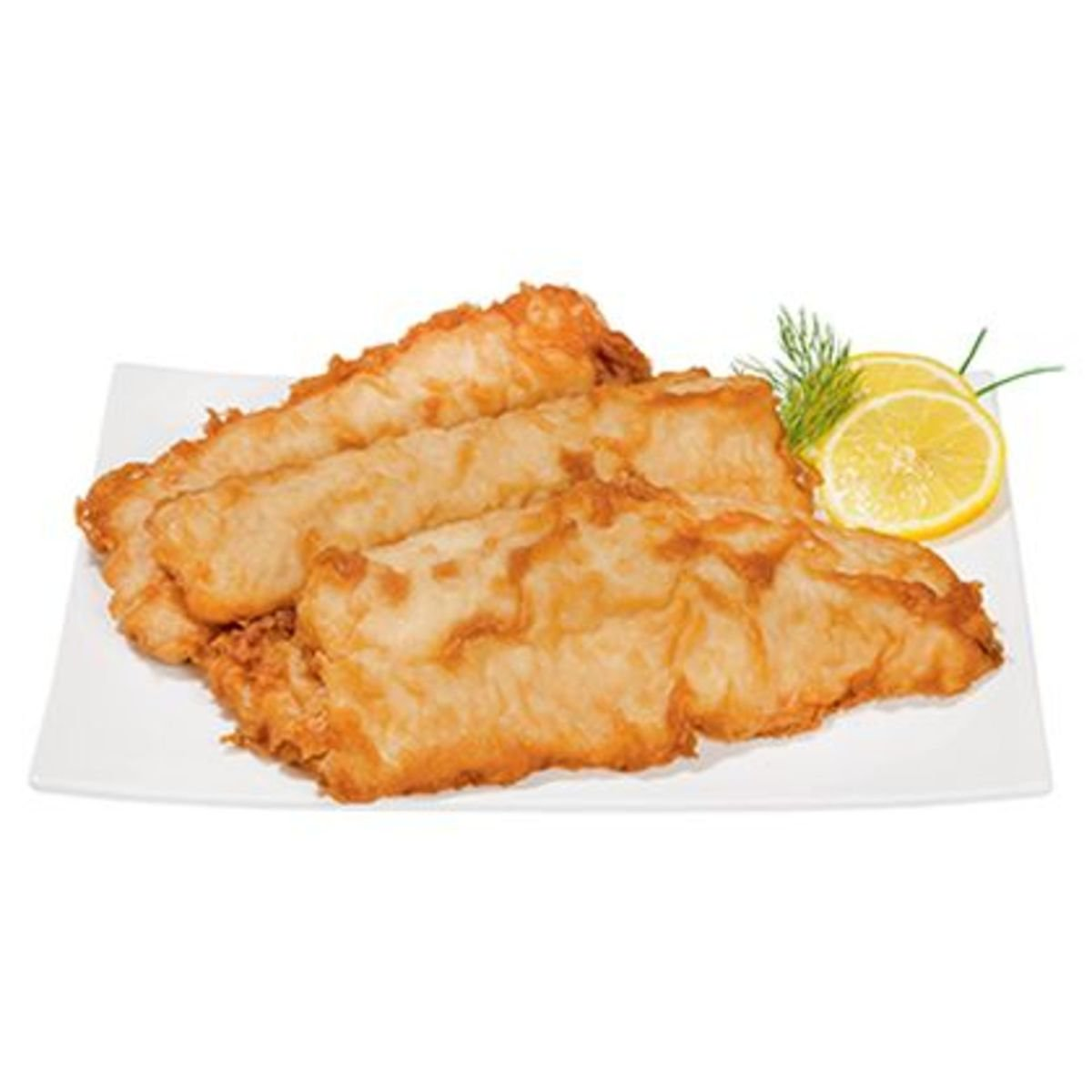 Parlevliet Filet de Poisson Frit