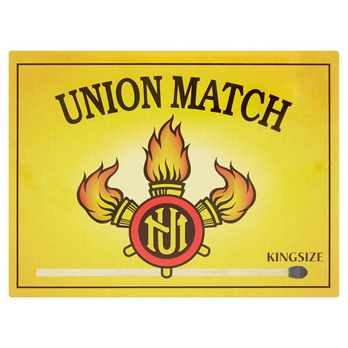 Union Match Kingsize 5-Pak