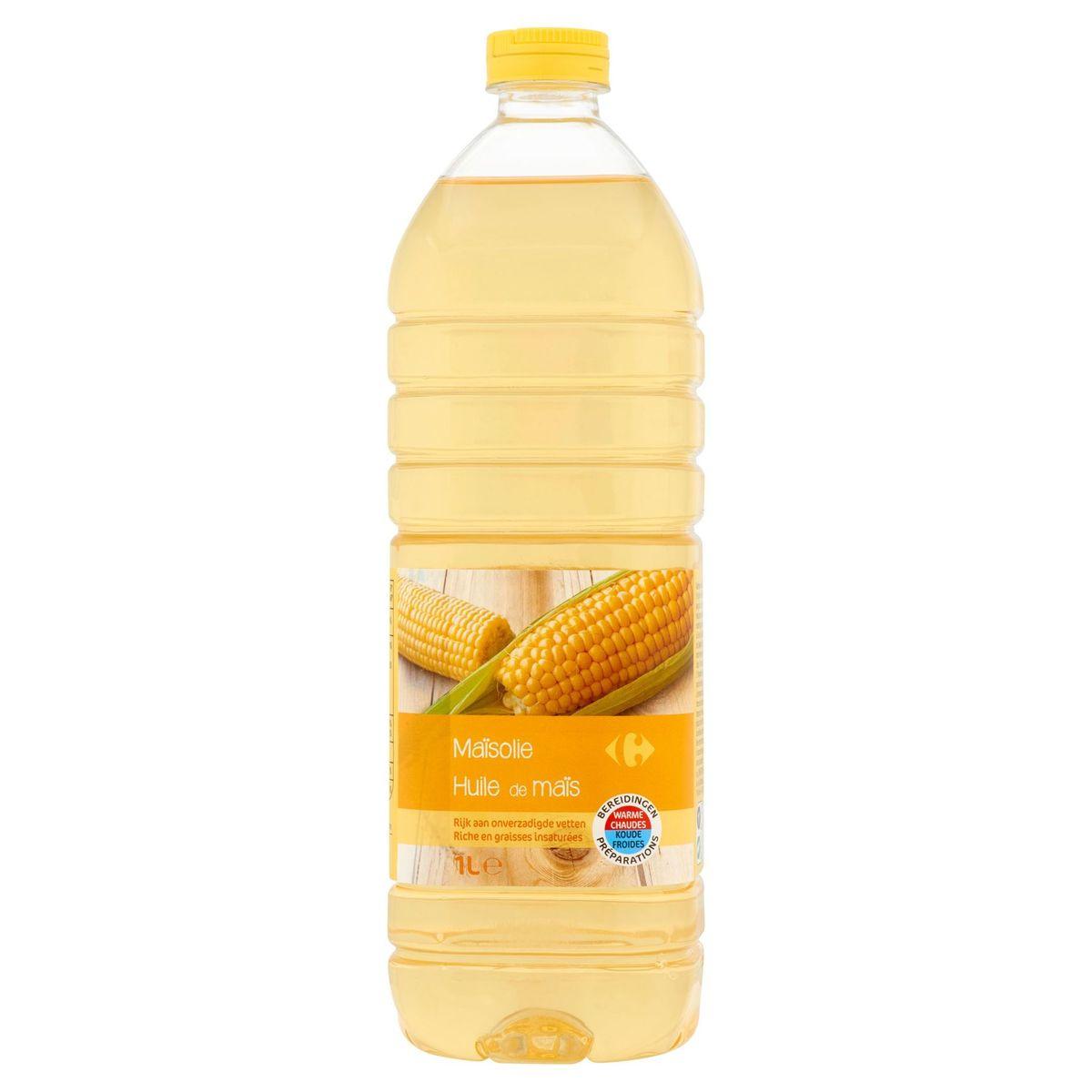 Carrefour Huile de Maïs 1 L
