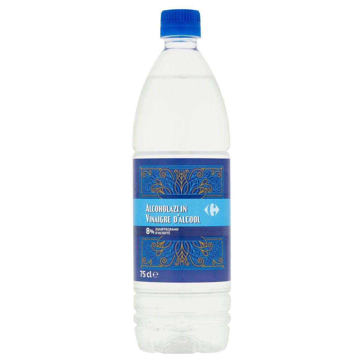 Carrefour Vinaigre d'Alcool 8% d'Acidité 75 cl