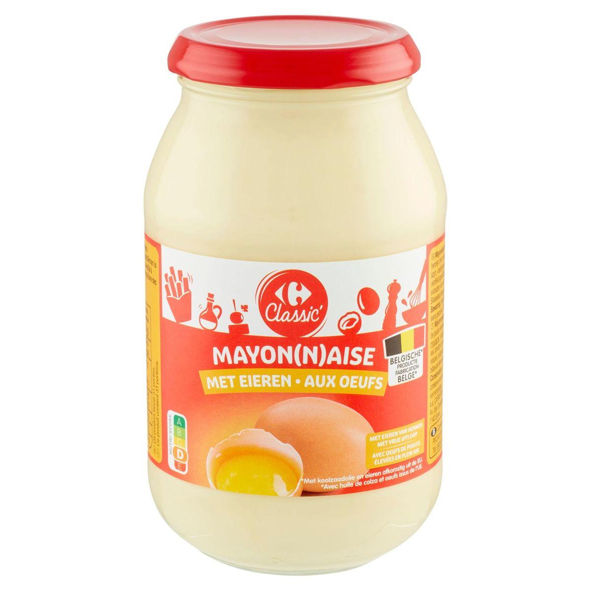 Carrefour Mayonaise met Eieren 465 g