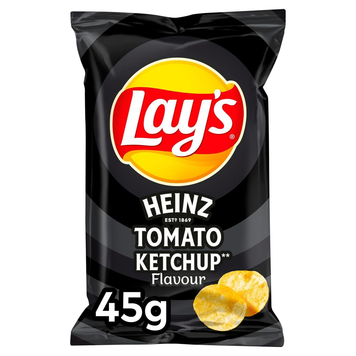 Lay's Chips Ketchup aux Tomates Heinz 45 gr