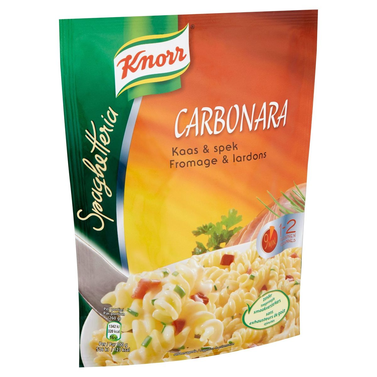 Knorr Spaghetteria Carbonara 154 g
