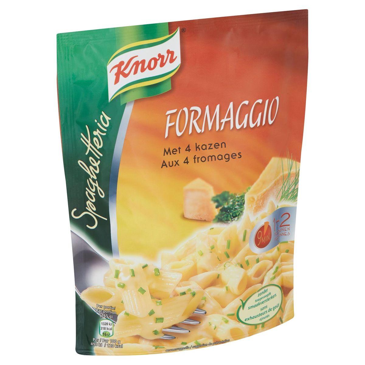 Knorr Spaghetteria Formaggio 157 g