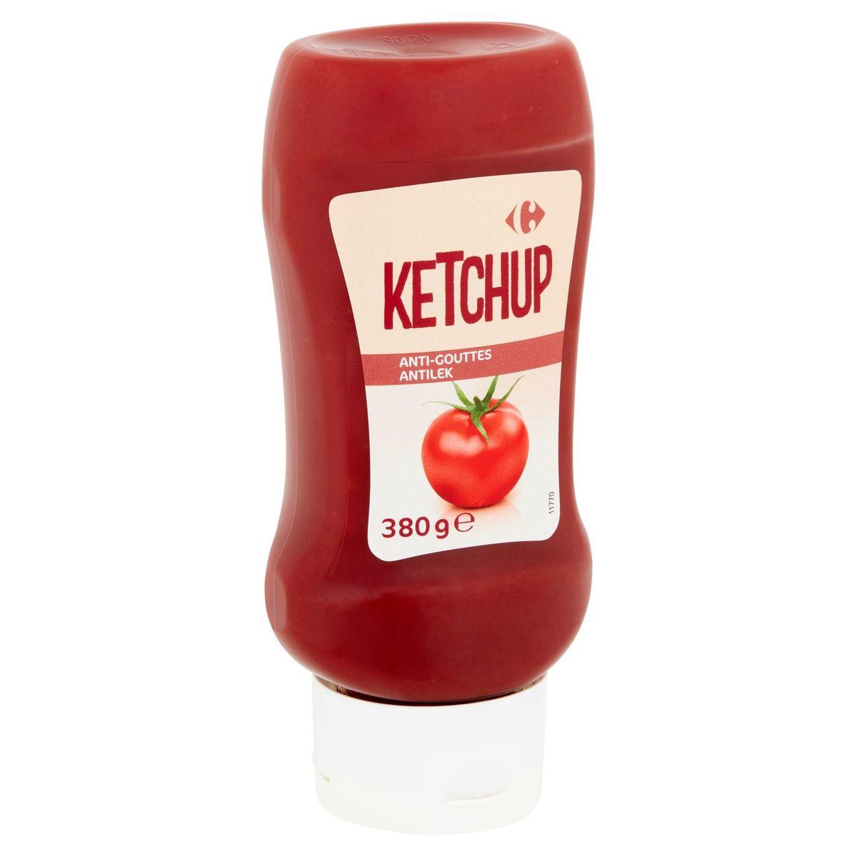 Carrefour Ketchup Antilek 380 g