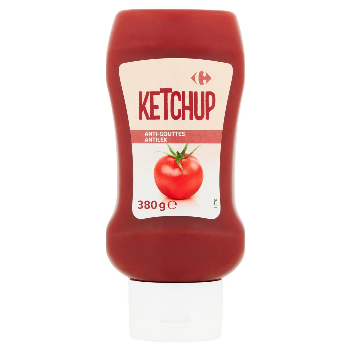 Carrefour Ketchup Anti-Gouttes 380 g