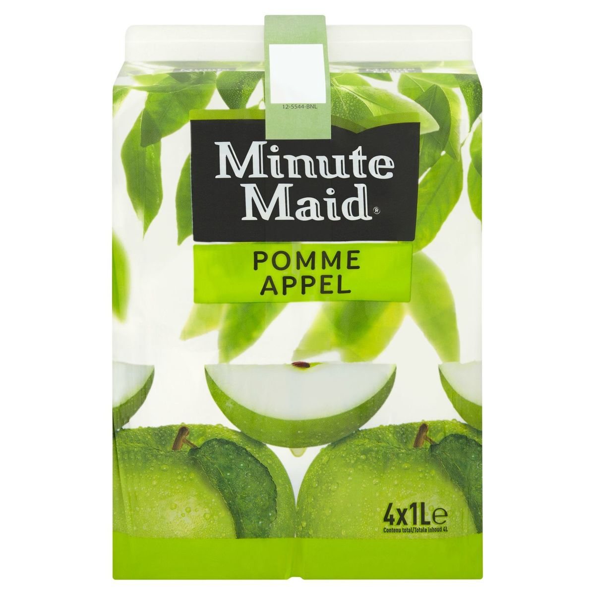 Minute Maid Pomme 4 x 1 L