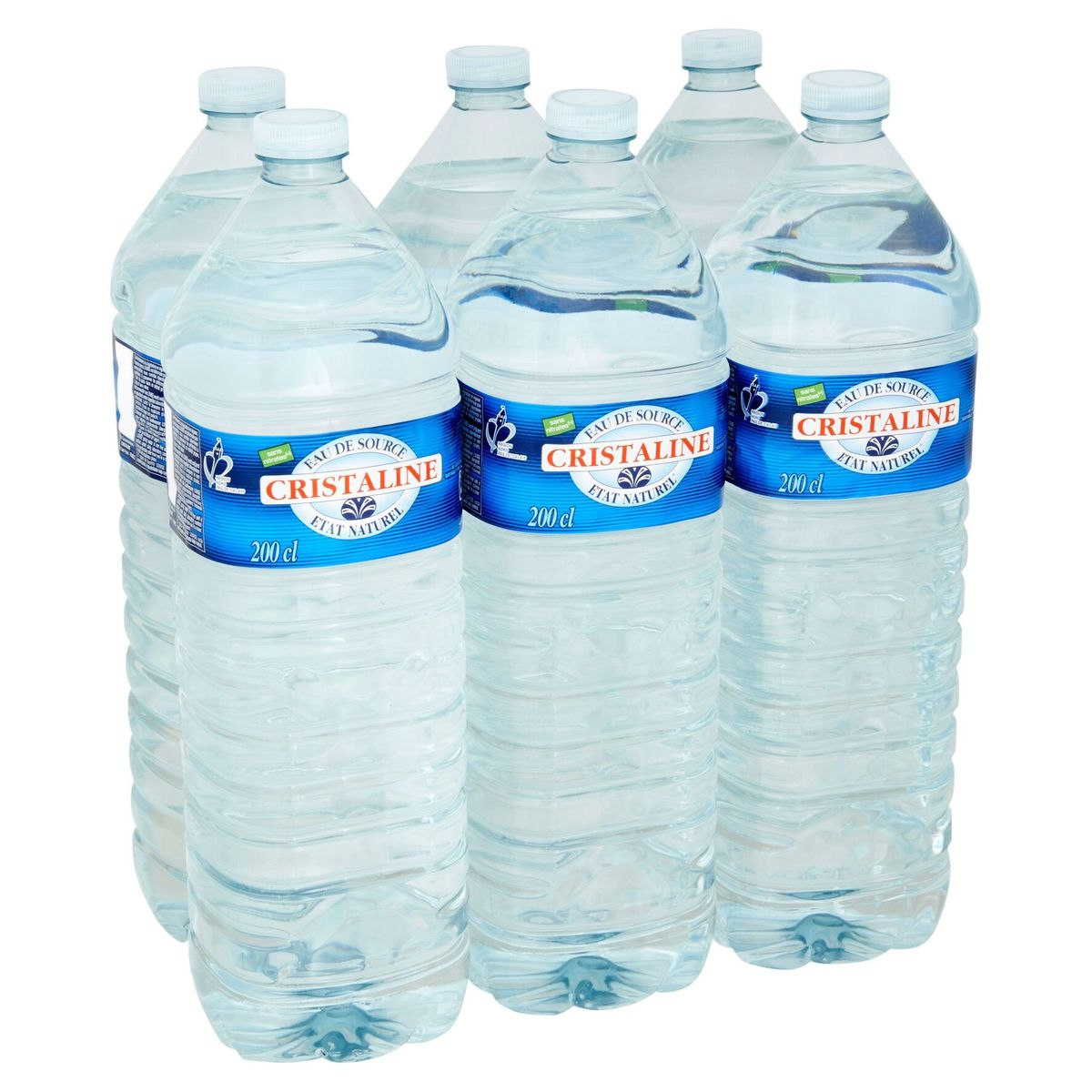 Cristaline Louise Bronwater 6 x 200 cl