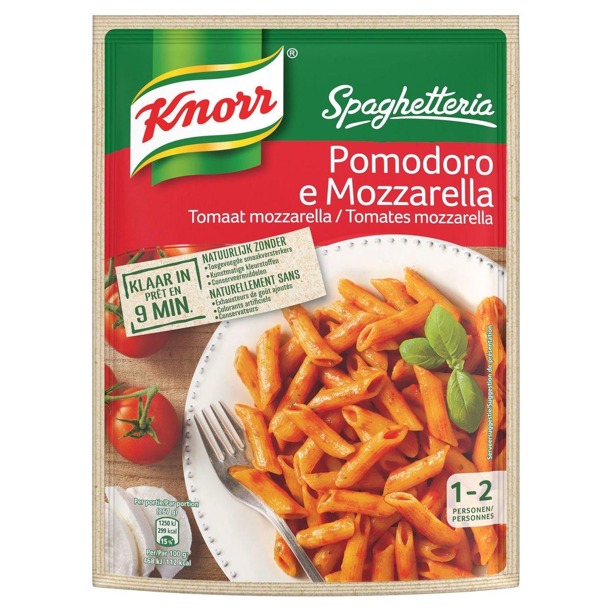 Knorr Spaghetteria Pomodoro Mozzarella 163 g