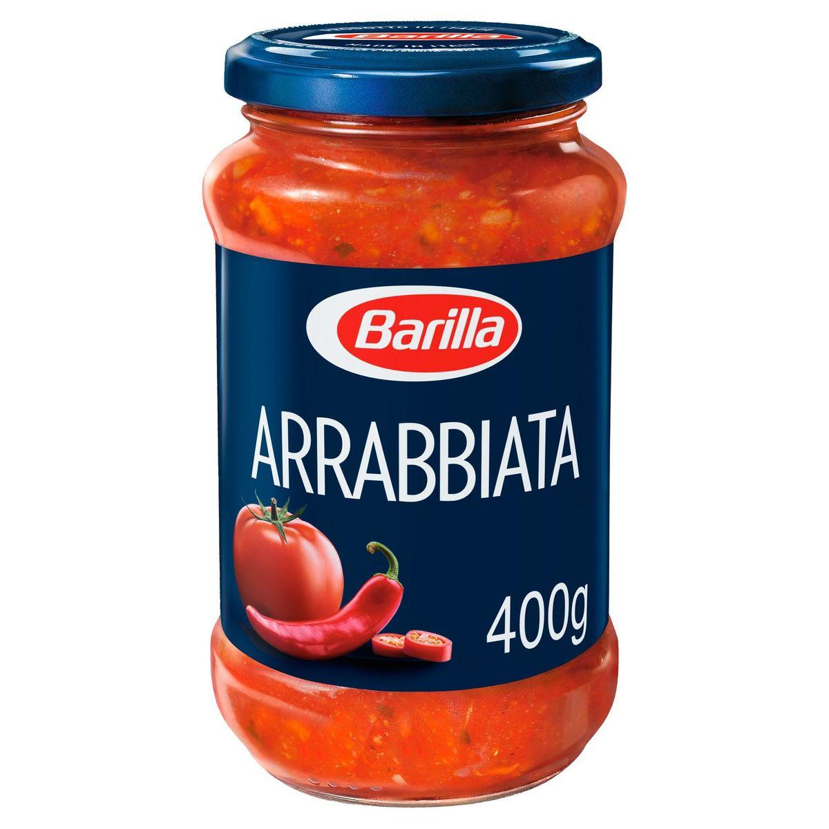 Barilla Sauce Tomate pour Pâtes Arrabbiata 400g